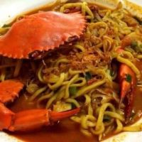 Mie Aceh Kepiting