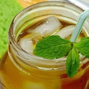 Es Lemon Tea Mint