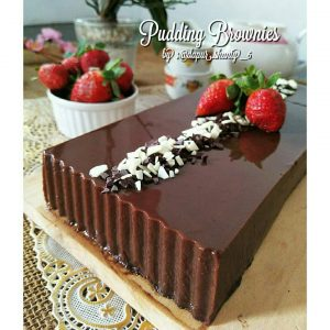 Pudding Brownies