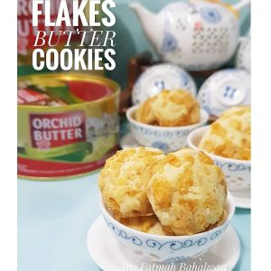 Corn Flake Butter Cookies