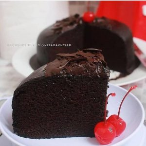 Brownies Kukus Nyliem