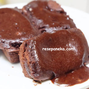 Kue Brownies Balok Lumer Anti Gagal